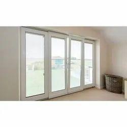 Partition Doors White UPVC Tilt & Slide Door, Exterior