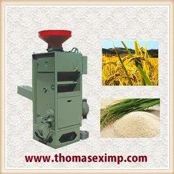 Single Pass Mini Rice Mill
