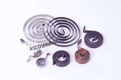 Industrial Spiral Springs