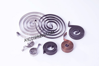 Manufacture industry clock and special springs