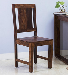 Dining Chair In Provincial Teak Finish