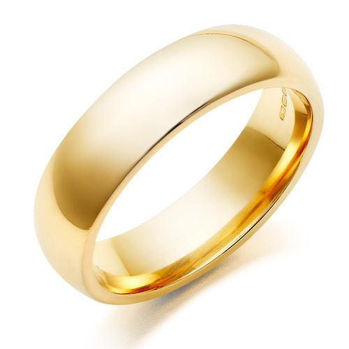 Plain Gold Ring View Specifications & Details of Gold Rings by