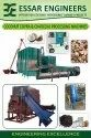 Coconut Shell Processing Machine