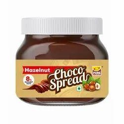 Pure Temptation Choco Spread Hazelnut, Country Of Origin, Packaging Type: Jar