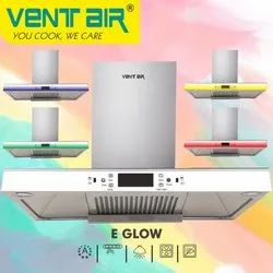 E GLOW Ventair Kitchen Chimney
