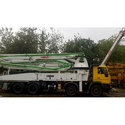 Boom Placer On Hire, Capacity: Upto 5 Ton