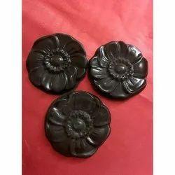 Round Flower Shape Handmade Chocolate