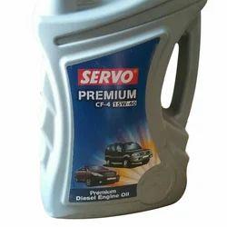 Servo Premium Diesel Engine Oil