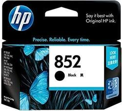 HP 852 Black Original Ink Cartridge(C8765ZZ)