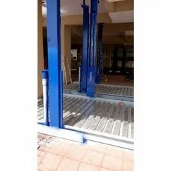 Mild Steel Car Elevators