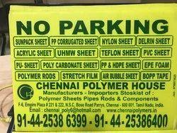 PP Hollow Advertisement Sheet