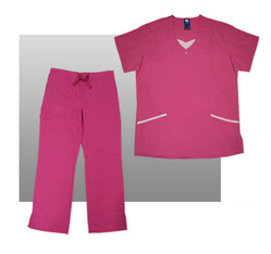 Nurse Uniforms Pant And Shirt