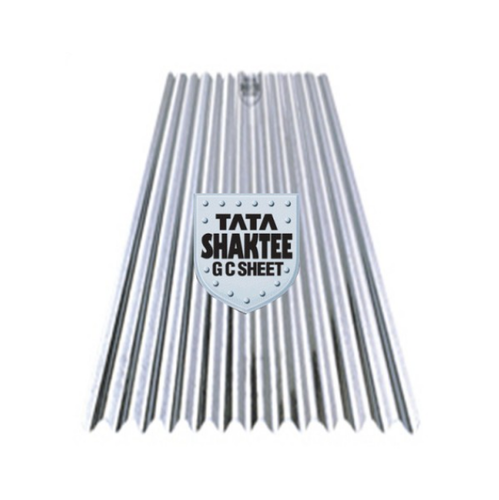 TATA Shaktee Standard Sheet Roof, Size: 800mm Gc