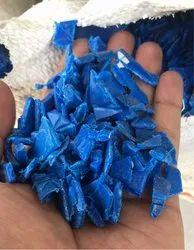 Blue HDPE Drum Scrap, For Plastic Industry