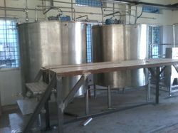Synthetic Juice Plant and Bottling Machine