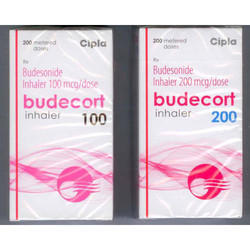 Budesonide Inhaler 100mcg