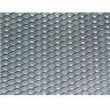 Silver Steel Woven Wire Mesh