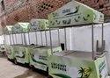Coconut Water Vending Cart