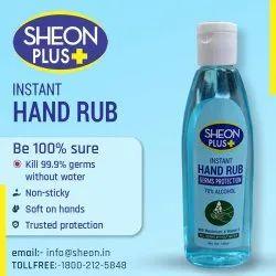 Sheon Plus Instant Hand Sanitizer 500 mL