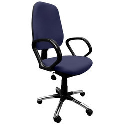 Prestige Office Systems Navy Blue Chair