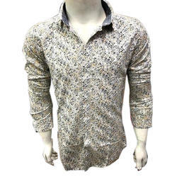 Full Sleeves Casual Shirt, Size: M-XL