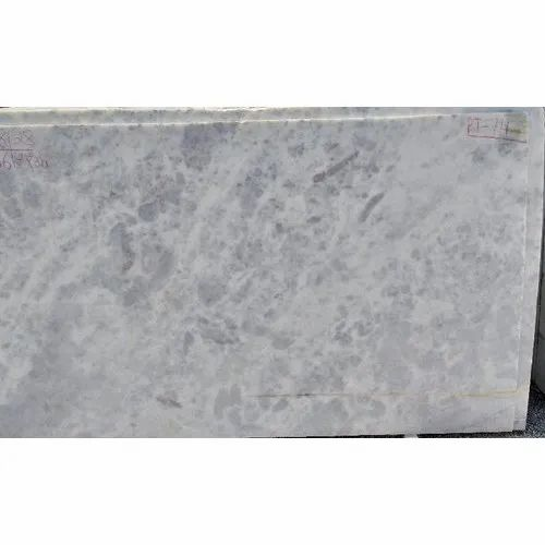 Polished Finish White Marble Slabs, Thickness: 17 Mm