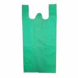 Plain, Printed W Cut Non Woven Bag, Capacity: 2kg