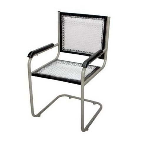 Visitor S Type Office Chair Rs 4500 Piece Raja Modern Install Force Id 21180029991