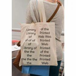 Printed Organic Bag