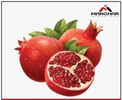 Delicious Fresh Pomegranates, Packaging Type: Carton And Corrugated Box