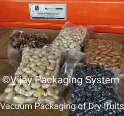 Printed Pouches for Vacuum Packing Dry Fruits