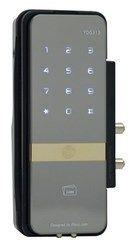 Glass Digital Door Lock