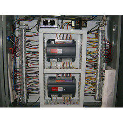Three Phase HVAC Control System