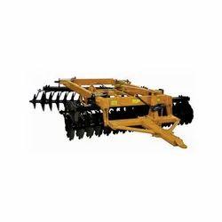 Agsero Mild Steel Heavy duty Hydraulic Harrow, For Agriculture, Size: Standard