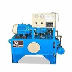 Rexon Hydraulic Power Pack