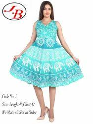 Cotton Printed Dresses