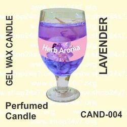 Gel Wax Candle