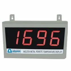 Large Display Pyrometer LRU-2010-8Inch