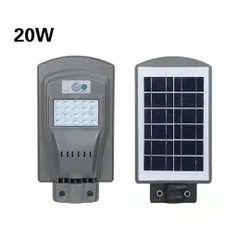 20W SOLAR ALL IN ONE LIGHT