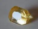 Natural Yellow Sapphire 6.57 Carat IGI Certified
