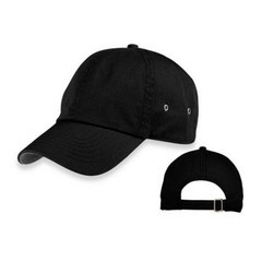 Men Black Cap