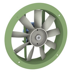Axial Fans - Axial Fan Manufacturer from Thane