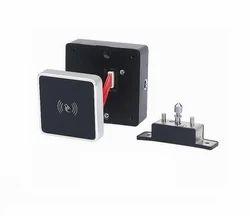 Rioo Zinc Digital Cabinet Lock, Black Finish