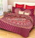 Tapestry Design Bed Sheet