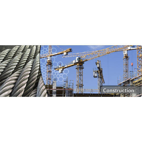 Tower Crane Ropes