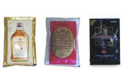 Liquor Packaging Material