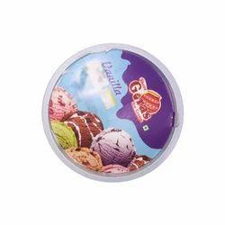 Delicious Vanilla Ice Cream Cup, Packaging: Box