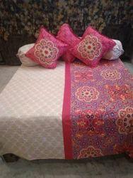 Designer Cotton Printed Diwan Cover
