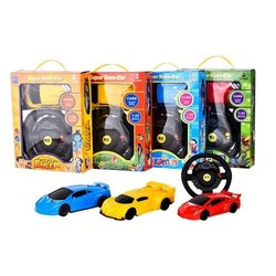 Optional Plastic and Metal Kids Super Race Car Toy, For Playing