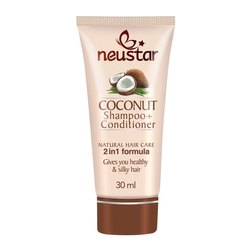 Neustar Coconut Shampoo Conditioner
